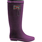 more details on Redfoot Women's Foldable Violet Wellies.