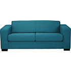more details on Ava Fabric Sofa Bed - Teal.
