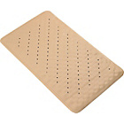 more details on Argos Value Range Rubber Bath Mat - Ivory.