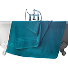 more details on ColourMatch Pair of Extra Large Bath Towels - Lagoon.