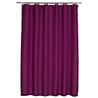 more details on ColourMatch Plain Shower Curtain - Purple Fizz.