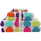 more details on ColourMatch 6 Piece Towel Bale - Spots.