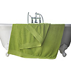 more details on ColourMatch Pair of Extra Large Bath Towels - Apple Green.