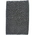 more details on ColourMatch Chenille Bath Mat - Smoke Grey.