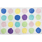 more details on ColourMatch Bath Mat - Pastel Spots.