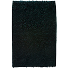 more details on ColourMatch Chenille Bath Mat - Jet Black.