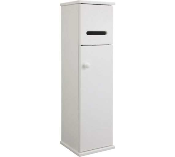 Buy Home Bathroom Tidy Storage Cupboard White At Argos