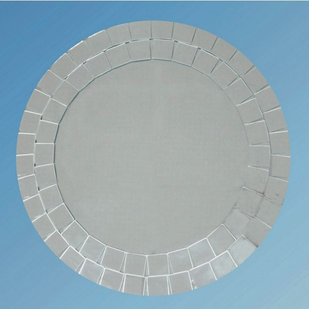 Buy Collection Mosaic Round Bathroom Mirror At Argos Co Uk