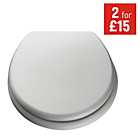 more details on ColourMatch Toilet Seat - Super White.