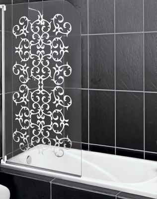 Buy Victorian Curved Shower Screen At Argos Co Uk Your