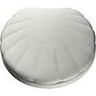 more details on Shell Toilet Seat - White.