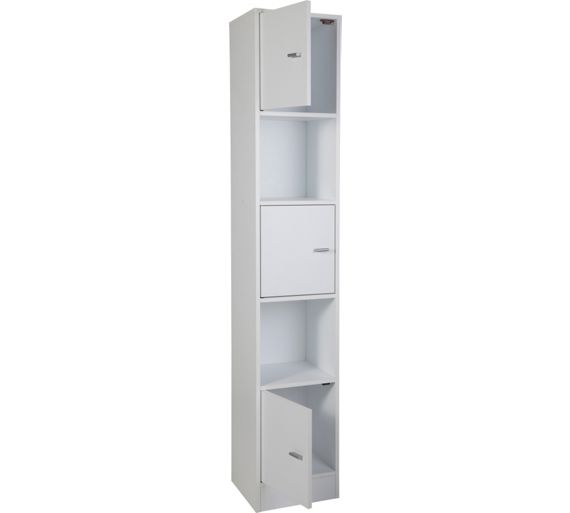 29 fantastic bathroom storage units free standing argos for Bedroom units argos