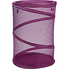 more details on ColourMatch Linen Bin - Purple Fizz.