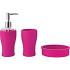more details on ColourMatch Accessory Set - Funky Fuchsia.