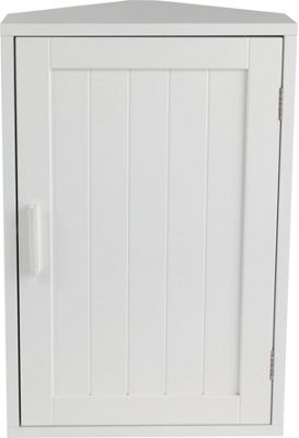 New Argos Value Range Bathroom Cabinet White