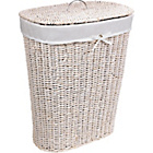 more details on Laundry Basket - White.