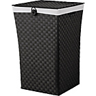 more details on ColourMatch Laundry Bin - Jet Black.