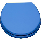 more details on ColourMatch Toilet Seat - Marina Blue.