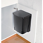 more details on Brabantia 10 Litre Built-In Kitchen Bin - Black.