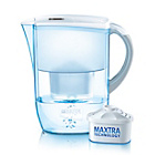 more details on BRITA Fjord 2.6 Litre Water Filter Jug - White.