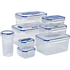 more details on Addis Clip and Close Food Storage Set - 8 Piece.