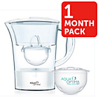 more details on Aqua Optima 2 Litre Clarion Water Filter Fridge Jug.