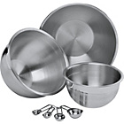 more details on HOME 3 Mixing Bowls and Measuring Spoons Set.