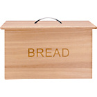 more details on Oslo Traditional Wooden Bread Bin.