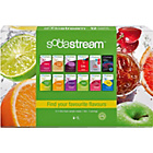 more details on SodaStream 12 Flavour Sample Pack.
