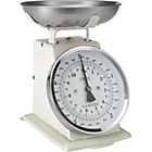 more details on Hanson Traditional Mechanical Kitchen Scale - Cream.
