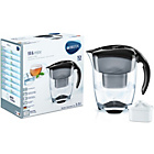 more details on BRITA Elemaris Meter XL Water Filter Jug - Black.