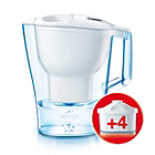more details on BRITA Aluna XL Water Filter Jug Value Pack - White.