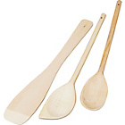 more details on HOME Wooden 3 Piece Kitchen Utensils Set.