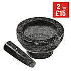 more details on Collection Granite Pestle and Mortar.