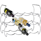 more details on 12 Bottle Wine Rack - Black.