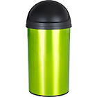 more details on ColourMatch 60 Litre Roll Top Kitchen Bin - Apple Green.
