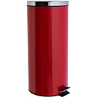 more details on 30 Litre Kitchen Pedal Bin - Red.