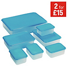 more details on 7 Piece Plastic Food Storage Set.