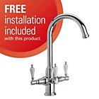 more details on BRITA Kelda Kitchen Tap - Chrome.