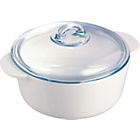 more details on Pyrex Pyroflam Round Casserole Dish - 2 Litres.
