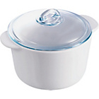 more details on Pyrex Pyroflam Round Casserole Dish - 3 Litres.