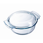 more details on Pyrex Glass Easy Grip Casserole Dish - 2.5 Litres.