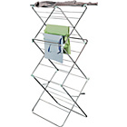 more details on Living Flat Dry Easy Load 3 Tier Indoor Airer - Silver.