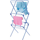 more details on Minky Lavender 3 Tier Indoor Airer - Purple.