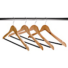 more details on Set of 10 Wooden Hangers.