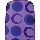 more details on JML 130 x 49cm Purple Fast Fit Ironing Board Cover.