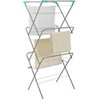 more details on HOME 14m 3 Tier Indoor Clothes Airer.