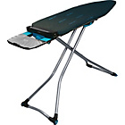 more details on Minky 122 x 38cm Chrome Steamflow Ironing Board.