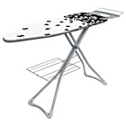 more details on Minky 125 x 45cm Silver Pro Workstation Ironing Board.