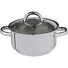 more details on HOME 20cm Stainless Steel Casserole Pot.